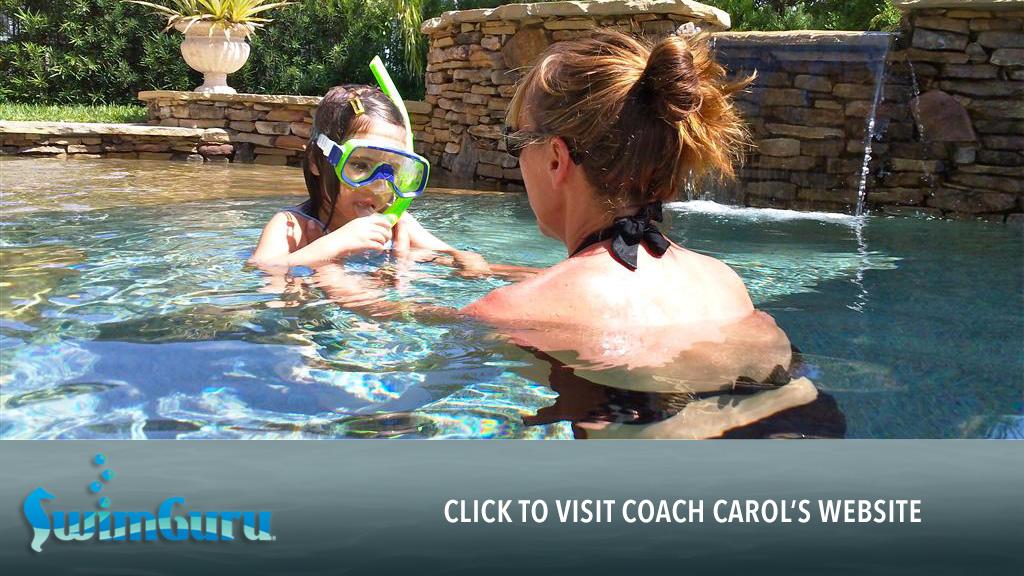 Coach Carol Swim Guru