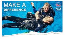 PADI Rescue Diver Scuba Lessons