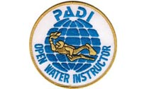 Padi Open Water Instructor Scuba Lessons