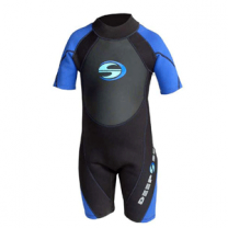 Deep See Jr Shorty wetsuit
