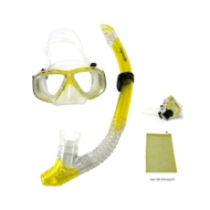 Jr mask and snorkel package