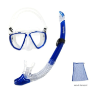 mens mask and snorkel package
