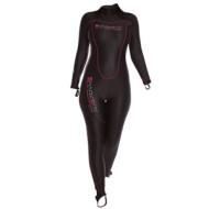 Chillproof Back zip suit