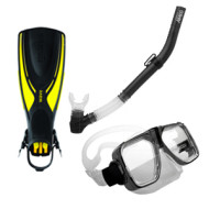 Mask Fin Snorkel Package #1