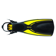 Mares Wave Fin yellow