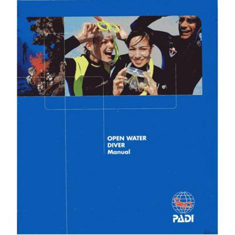 PADI OW manual