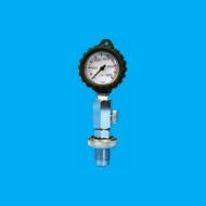 Din tank pressure checker