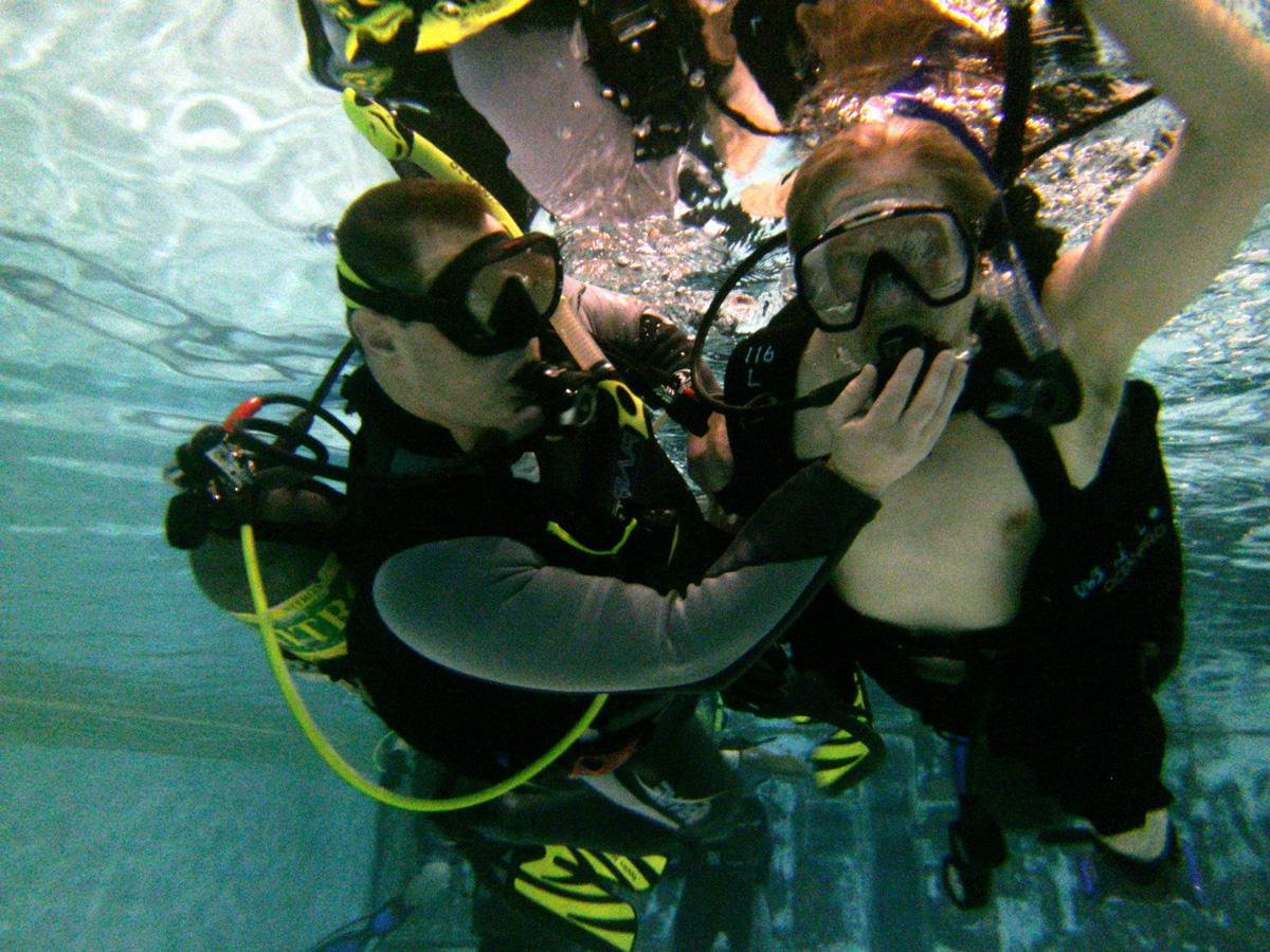 UWS Class Surface Swim