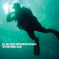all-inclusive open water package