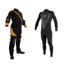 Drysuits/Wetsuits