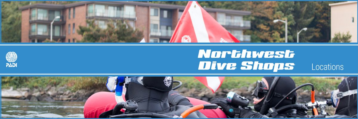 Learn To Scuba Dive - Seattle Underwater Sports - Shop Locations